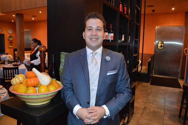 David Siegman Named Ciao Bello Managing Partner By Tony Vallone And Vallone Restaurant Group